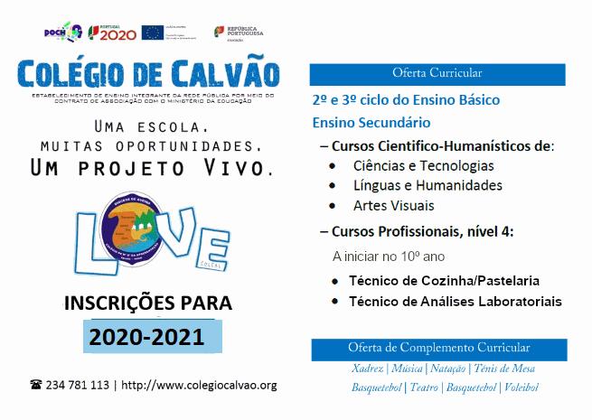 Oferta Educativa 2020/2021